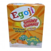 Egoji Chewy Gummy Orange