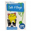 Happy Baby Cats & Dogs Kaos Kaki Anak Usia 24 - 36 Bulan