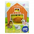Happy Baby Farm Kaos Kaki Anak Usia 6 - 12 Bulan