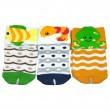 Happy Baby Ocean Newborn Kaos Kaki Anak