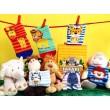 Happy Baby Safari Kaos Kaki Anak Usia 12 - 24 Bulan