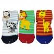 Happy Baby Safari Kaos Kaki Anak Usia 6 - 12 Bulan