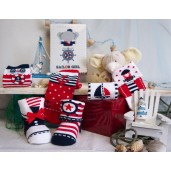 Happy Baby Sailor Girl Kaos Kaki Anak