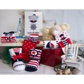Happy Baby Sailor Girl Kaos Kaki Anak