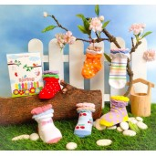 Happy Baby Spring Kaos Kaki Anak Usia 6 - 12 Bulan