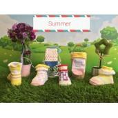 Happy Baby Summer Kaos Kaki Anak Usia 6 - 12 Bulan