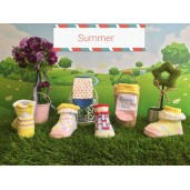 Happy Baby Summer Newborn Kaos Kaki Anak