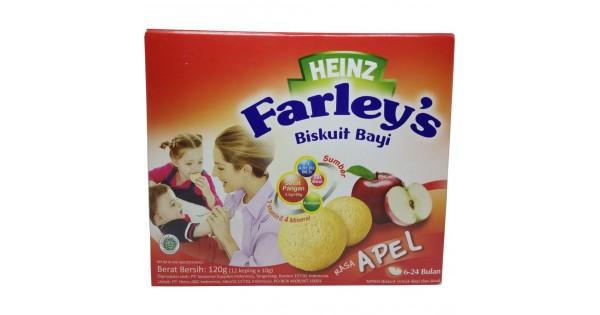 Heinz Farley S Biskuit Bayi