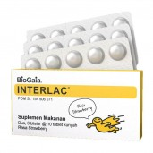 Interlac Tablet Strawberry