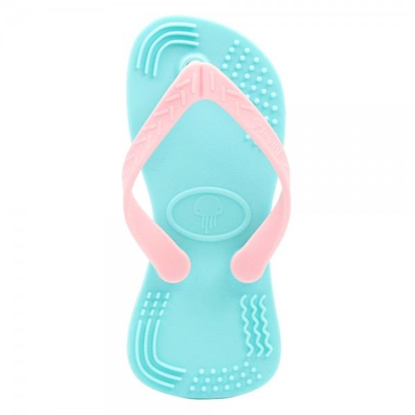 Jeelly Sandals Teether Blue