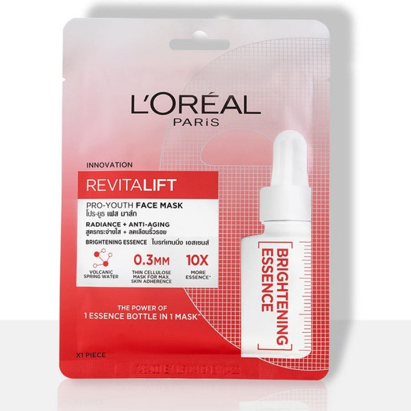 L'Oreal Paris Revitalift Pro Youth Face Mask Radiance