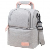 Malish V-coool Premium Cooler Bag Grey