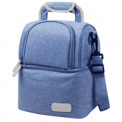 Malish V-coool Premium Cooler Bag Blue