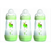 MAM Anti-Colic Bottle 260ml Green