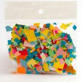Master Confetti Taburan Kertas Warna