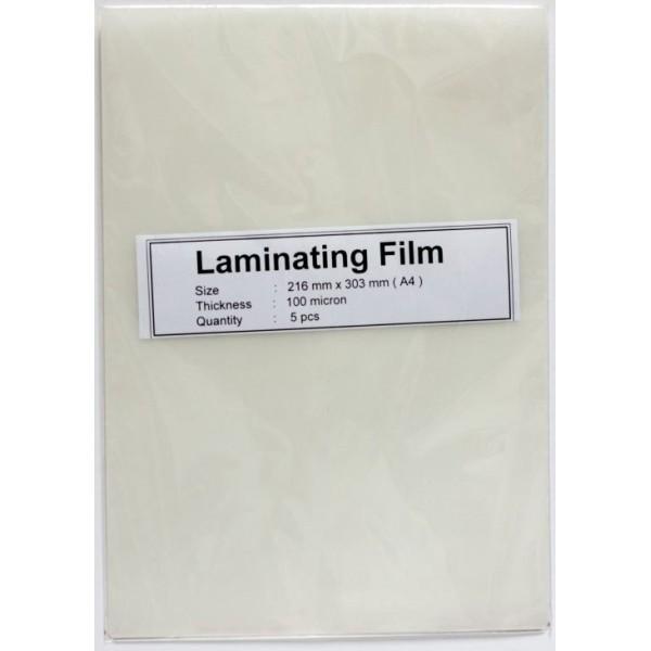 Master Laminating Film A4 250micron /5