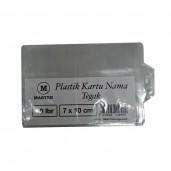 Master Plastik ID Card Tegak /10