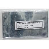 Master Plastik Kartu Panitia 9x13cm