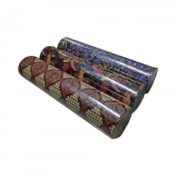 Master Tabung Silinder Batik 30cm