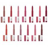 Maybelline Superstay Crayon Lipstick