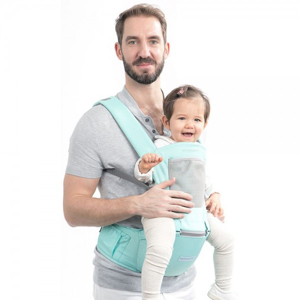 Mooimom H90502 Casual Hip Seat Carrier