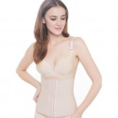 Mooimom C2902 Long Breathable Boned Corset