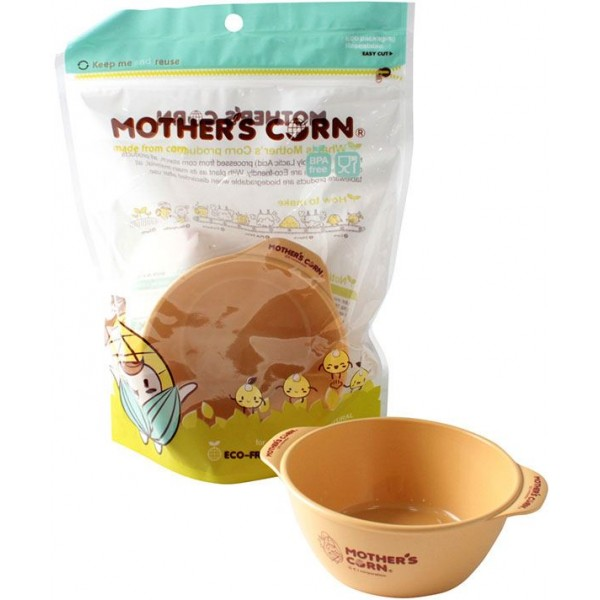 Mother's Corn New Soup Bowl