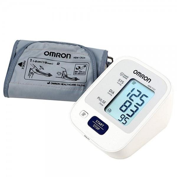 Omron Automatic Blood Pressure Monitor HEM-7121
