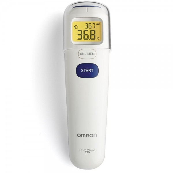 Omron MC-720 Digital Forehead Thermometer