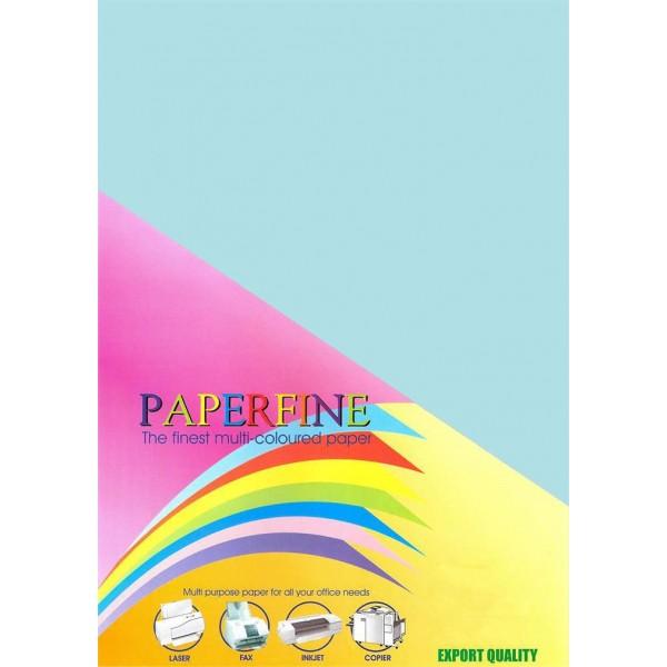Paperfine Kertas HVS Warna A3 Ocean /25