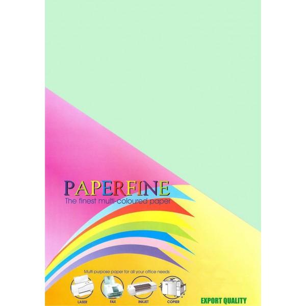 Paperfine Kertas HVS Warna Plano Lagoon /500