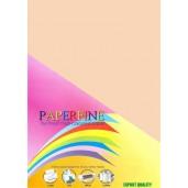 Paperfine Kertas HVS Warna A3 Peach /25