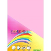 Paperfine Kertas HVS Warna A4 Pink /500