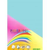 Paperfine Kertas HVS Warna A3 Blue /25