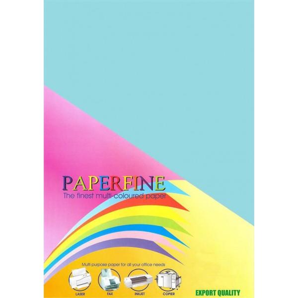 Paperfine Kertas HVS Warna A3 Blue /500