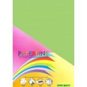 Paperfine Kertas HVS Warna A3 Green /25