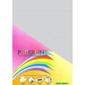Paperfine Kertas HVS Warna A4 Platinum /25