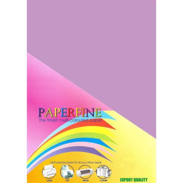 Paperfine Kertas HVS Warna A4 Violet /500