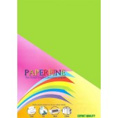 Paperfine Kertas HVS Warna Plano Cyber Green /500