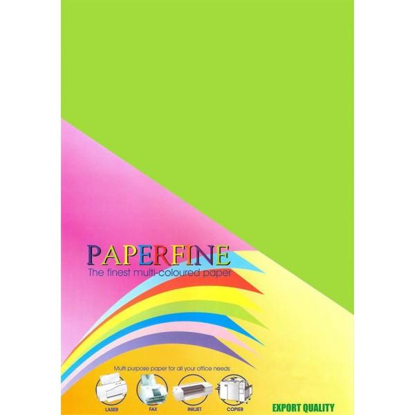 Paperfine Kertas HVS Warna A3 Cyber Green /25