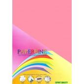 Paperfine Kertas HVS Warna Plano Cyber Pink /500