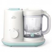 Philips Avent SCF862 Essential Baby Food Maker