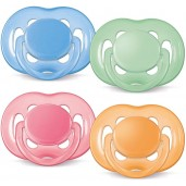 Philips Avent SCF178/14 Freeflow Pacifiers 1 Pack