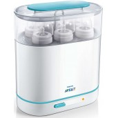 Philips Avent SCF284/02 3-in-1 Electric Steam Sterilizer