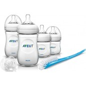 Philips Avent SCF290/11 Newborn Starter Set Natural Bottles