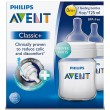 Philips Avent SCF560/27 Classic+ Feeding Bottle 125ml Twin