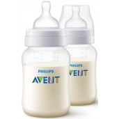 Philips Avent SCF563/27 Classic Feeding Bottle 260ml Twin