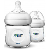 Philips Avent SCF690/23 Natural Feeding Bottle 125ml Twin