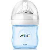 Philips Avent SCF692/13 Natural Feeding Bottle 125ml Blue