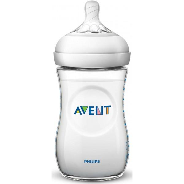 Philips Avent SCF693/13 Natural Feeding Bottle 260ml